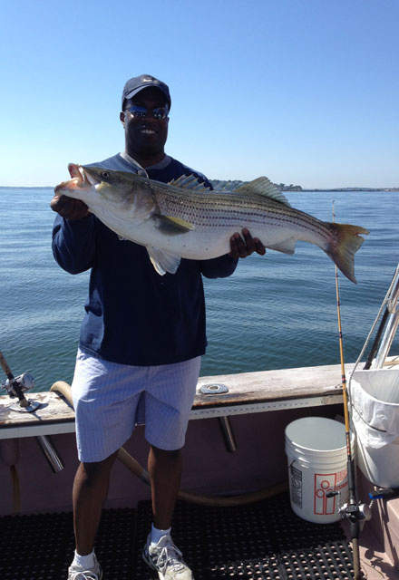 Saltwater Sportfishing out of Boston | Fishing charters New England