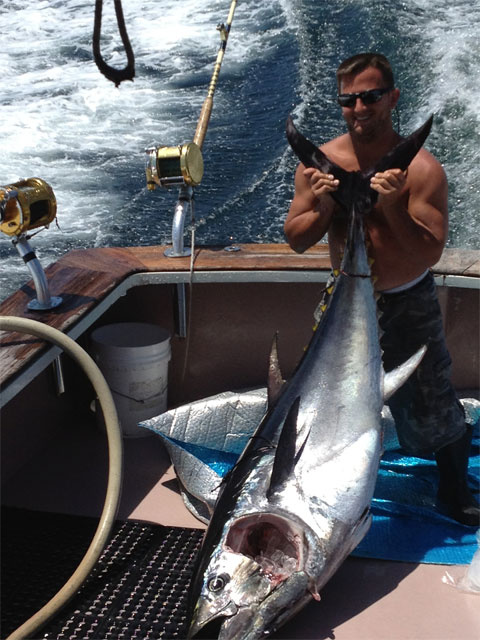 Tuna Fishing MA