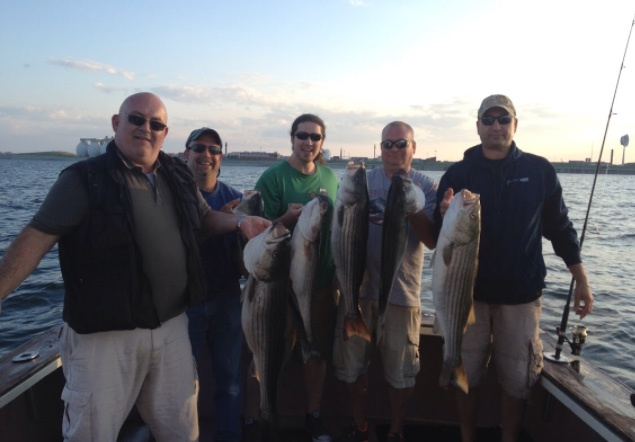 Fishing Charters Boston