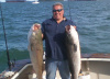 Striped Bass Fishing aboard Fish Tales